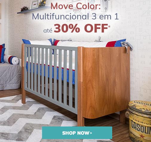 Move Color com até 30%